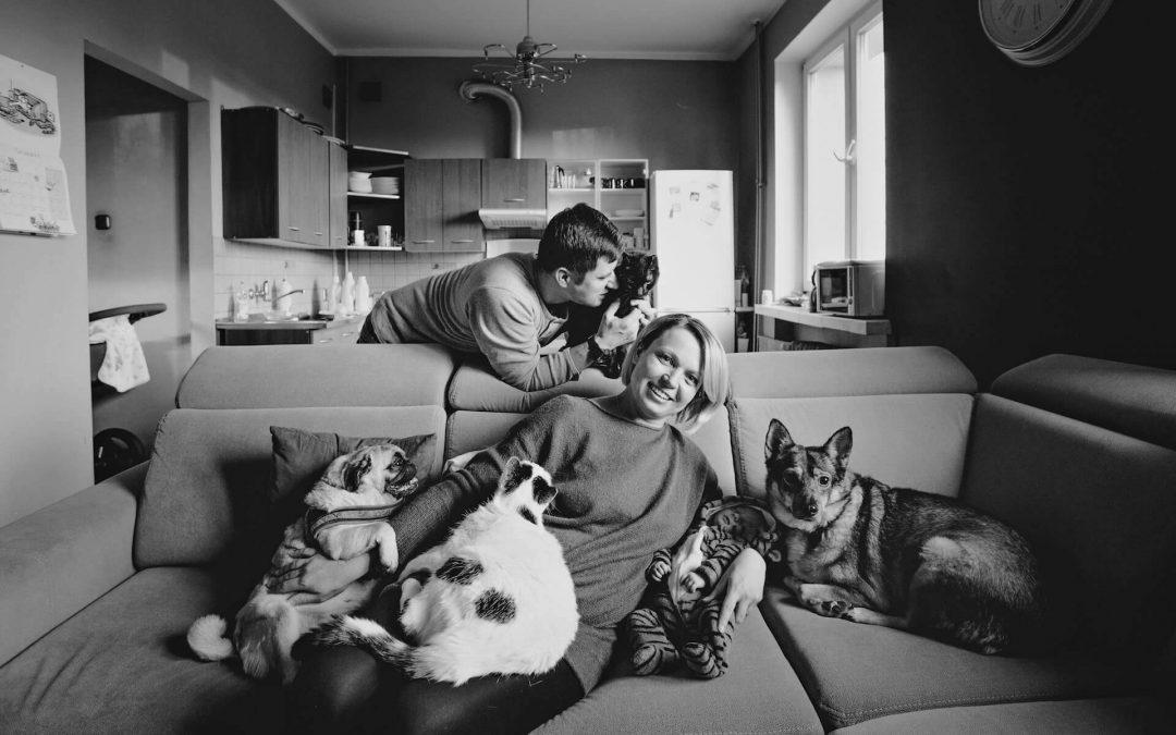Wyjątkowa sesja rodzinna