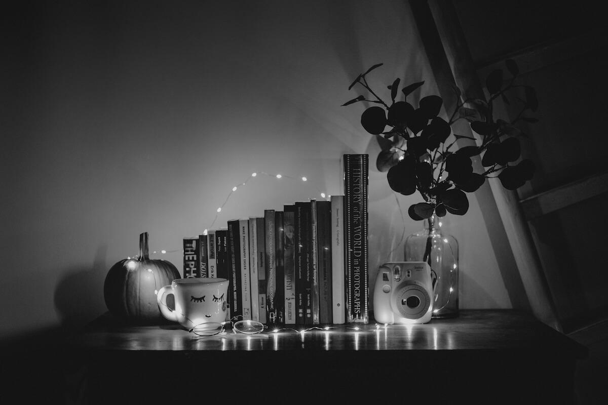 Moje ulubione książki o fotografii