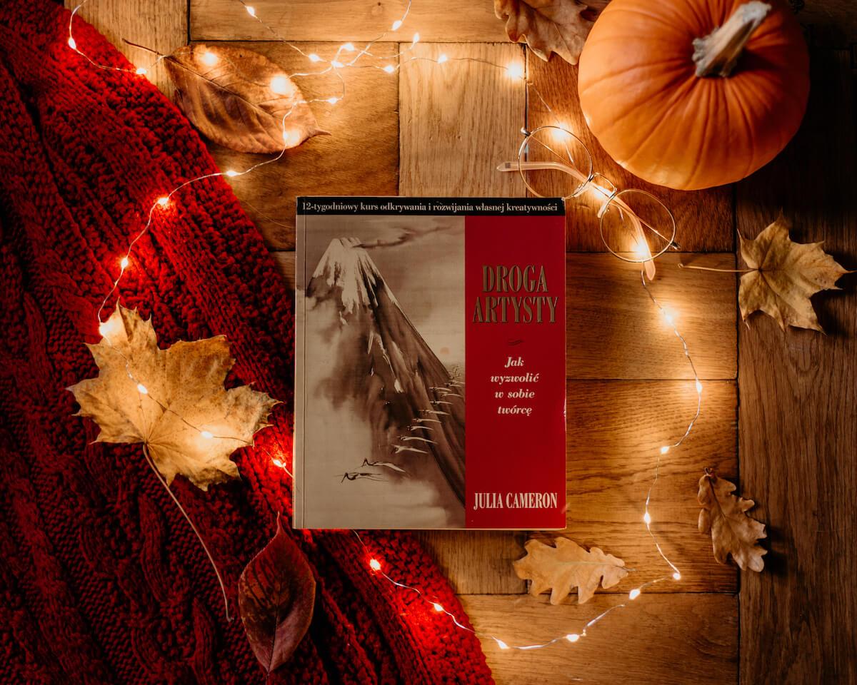 """Najlepsze książki o fotografii - Julia Cameron """" Droga artysty"""""""